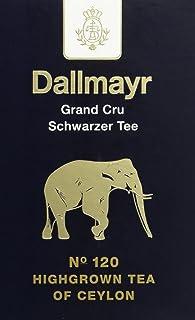 schwarztee ceylon Dallmayr Grand Cru Schwarztee - Nr. 120 Highgrown Tea of Ceylon, 1er Pack 1 x 100 g