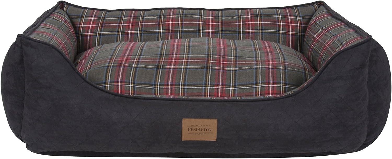 Carolina Pet Pendleton Kuddlers Grey Stewart Dog Bed XLarge