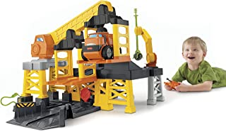 fisher price remote control construction site