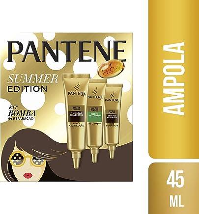 Ampola Pantene Summer 3 Unidades x 15 ml