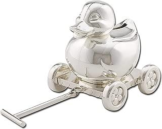 Duck W/CART Shape Money Box