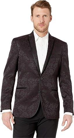 Floral Evening Jacket