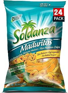 Soldanza, Maduritos - 24 de 71 gr. (Total: 1700 gr