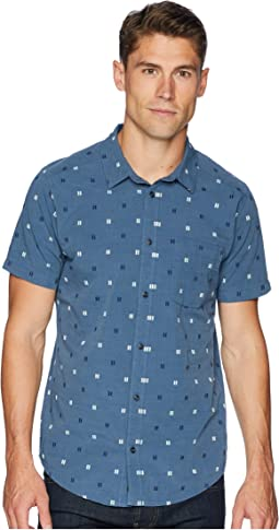 And Sons Short Sleeve Woven