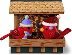 carol of the birds musical ornament with motion