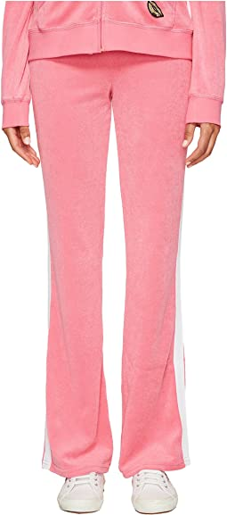 Venice Beach Patches Microterry Del Rey Pants