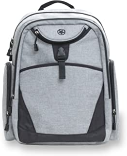 Jeep J is for Everyday Back Pack Daiepr Bag, Grey