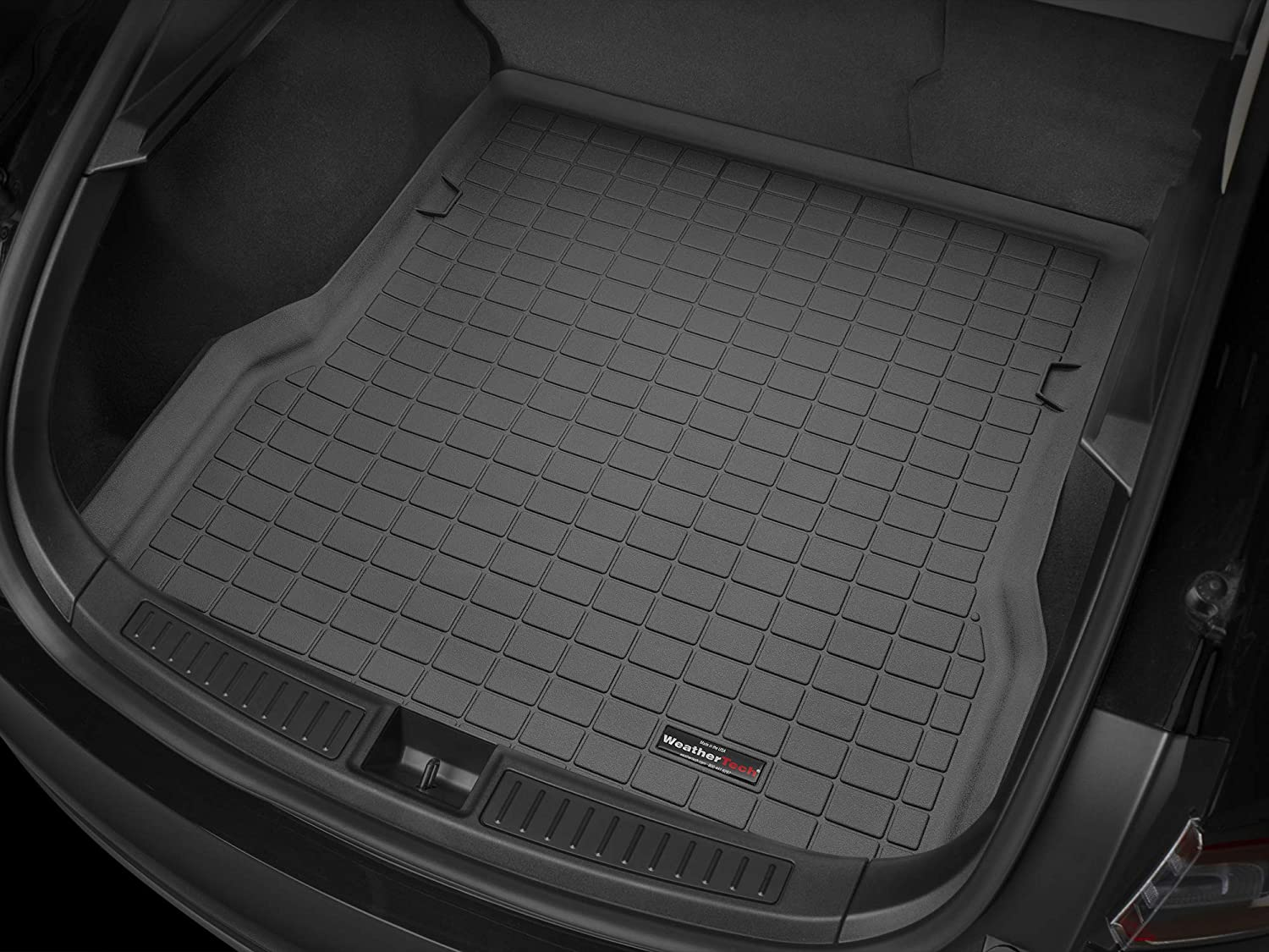 WeatherTech Custom 70% OFF Outlet Fit Cargo Liner Trunk Mat for Sonic Popular product Chevrolet