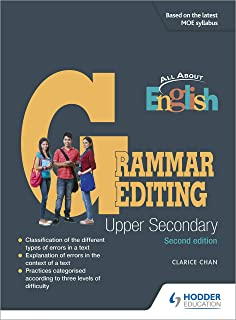 All About English: Grammar Editing Upper Secondary (Revised Edition)
