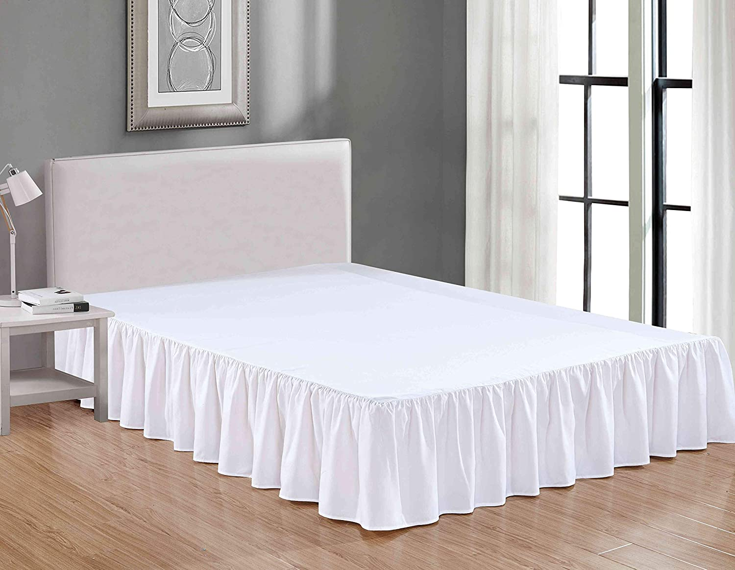 Sheets Beyond Wrap Around Solid Qualit Microfiber Hotel Luxury Ranking 1 year warranty TOP18