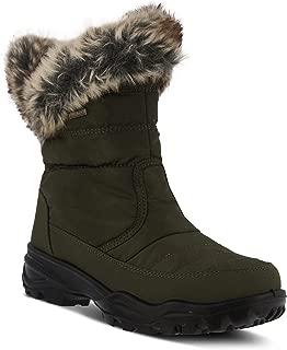 Flexus Women's Nylon Waterproof Winter Boot KORINE