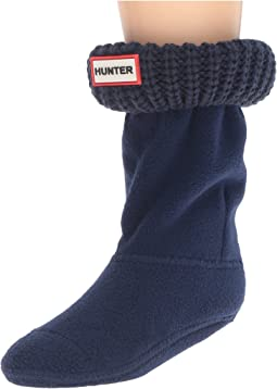 Hunter Kids Half Cardigan Boot Sock (Toddler/Little Kid/Big Kid)