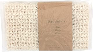Baudelaire, Wash Cloth Sisal, 1 Count