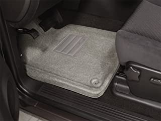 Lund 601838 Catch-All Carpet Gray Front Floor Mat - Set of 2