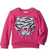 Kenzo Kids - Sweat Seasonal Tiger (Toddler/Little Kids)