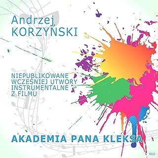 Akademia Pana Kleksa - Nieopublikowane Wczesniej Utwory Instrumentalne z Filmu