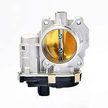 Tecoom 12631186 Premium Throttle Body for Buick Chevrolet GMC Pontiac Saturn 2.4L Cars.