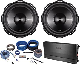 Package:(2)Rockford Fosgate Punch P3D4-12 12