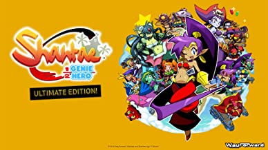 Shantae: Half- Genie Hero Ultimate Edition - Nintendo Switch [Digital Code]