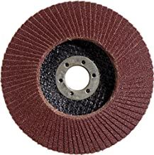 Bosch 2608601274 slijpaccessoires 1 slijpschuurmachine. X431 standaard voor metaal 125 x 23 mm 40 Grain : 120 Bruin
