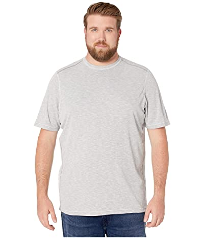 Tommy Bahama Big & Tall Reversible Flip Tide IslandZone T-Shirt (Bala Shark) Men