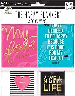 me & my BIG ideas Pocket Cards Smile Planner