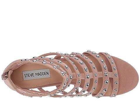 246005830e3 Heeled Multi Sandal Block Steve Madden Mania Black RZqO7U8w at link ...