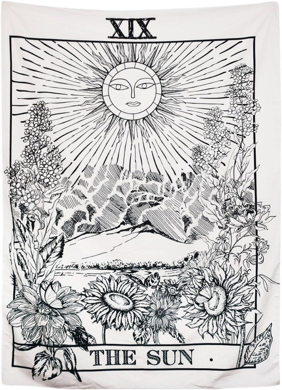 BLEUM CADE Tarot Wholesale favorite Tapestry The Star Med Moon Sun