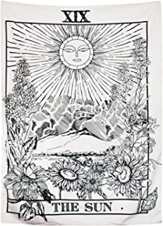BLEUM CADE Tarot Tapestry The Moon The Star The Sun Tapestry Medieval Europe Divination..