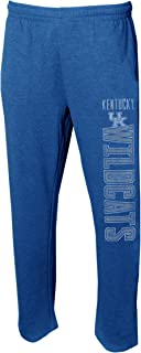 Men's NCAA -Vintage Retro Squeeze Play- Sleepwear Pajama Pants-Heathered