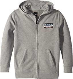 Racing Zip Fleece (Big Kids)