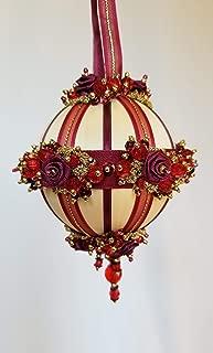 The Glimmer Tree Love Letter Beaded Ornament Kit 3