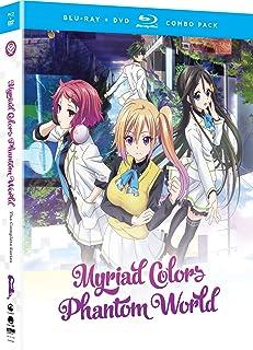 Myriad Colors Phantom World: The Complete Series (Blu-ray/DVD Combo)