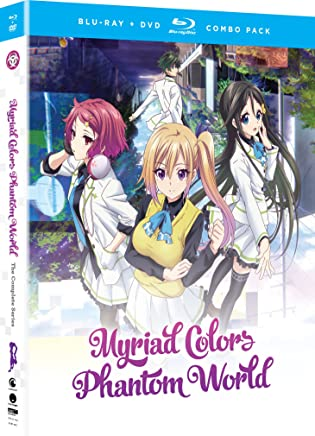 Myriad Colors Phantom World: Comp Series [Blu-ray] [Import]