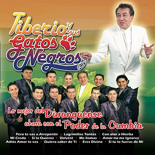 Duranguense en Cumbia by Tiberio Y Sus Gatos Negros on Amazon Music - Amazon.com