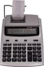 Victor 1212-3A 12 Digit Two-Color Commercial Printing Calculator, Adding Machine Calculator with Tape, Great for Home and Office Desks, 2.7 Lines/Second photo