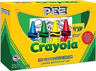 PEZ Candy Crayola Gift Set, 9.6 Ounce