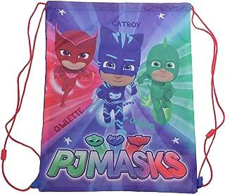 PJ s Childrens/Kids Here To Help Drawstring Bag