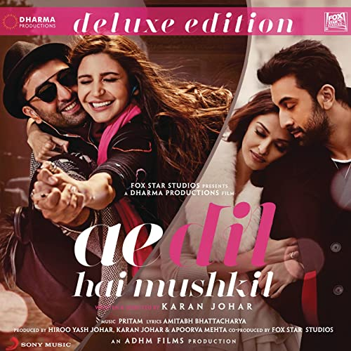 ae dil hai mushkil title song free download