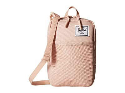 Herschel Supply Co. Sinclair Large (Polka Cameo Rose) Cross Body Handbags