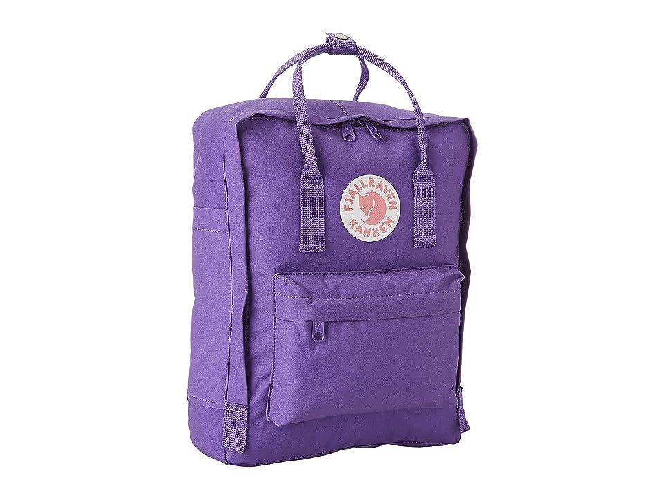 Fjallraven Kanken (Purple) Backpack Bags