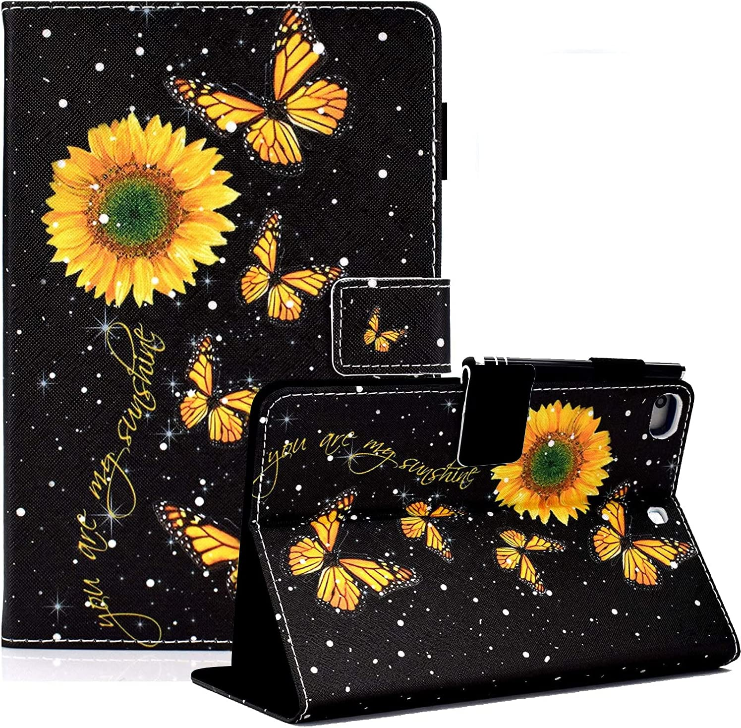 KEROM iPad 10.2 Case 8th Ge 7th 2020 Topics on TV Generation Super Special SALE held