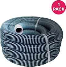 Think Crucial Replacement for 30 Ft Heavy Duty Swimming Pool Vacuum Hose 1-1/2
