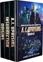 A. I. Uprising Boxed Set (Valyien Far Future Space Opera Omnibus Book 2)