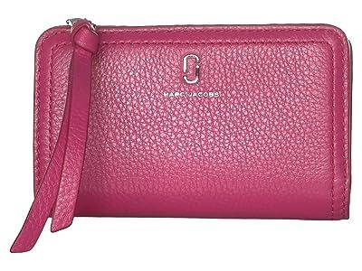 Marc Jacobs Compact Wallet (Begonia) Wallet Handbags