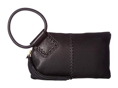 Hobo Sable (Black) Clutch Handbags