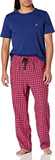 Men's Flannel Pant Pajama Set
