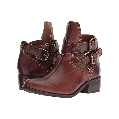 Matisse Raider Boot (Cognac Leather) Women