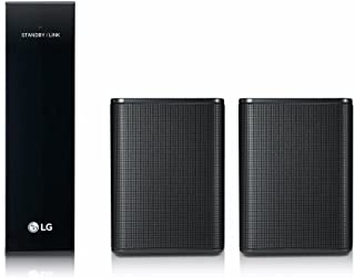 LG Electronics SPK8 Hoparlör Sistemi, Siyah