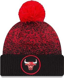 New Era On-Court Pom Knit Beanie Hat / Cap NBA 2017